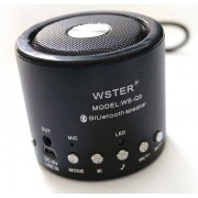 Безжична Bluetooth/Wireless/Radio/MP3/AUX колонка WS-Q9