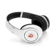 Слушалки Monster Beats by Dr. Dre Studio White