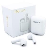 Безжични Bluetooth 4.2 слушалки i9s TWS със зарядна станция
