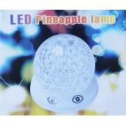 Светеща въртяща диско топка за светлинно шоу