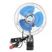 Вентилатор за автомобил на 24V с 18 см перка
