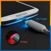 Светещ Smart LED Lightning  Data Cable за  iPhone