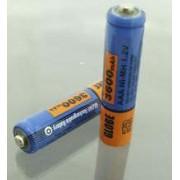 2 броя презареждащи се батерии ААА 2100 mАh