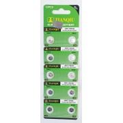 Алкални батерии за часовници модел AG1,364A, LR261, LR60 - 1,55V Alkaline
