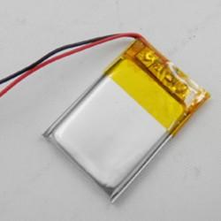 Резервна батерия Li-ion battery 3.7V 120mAh
